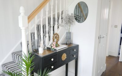 3 Simple Steps to a New Hallway