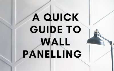 What YOU need to Know about Wall Panelling