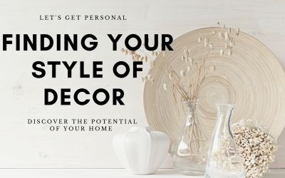 Finding your Style of Decor